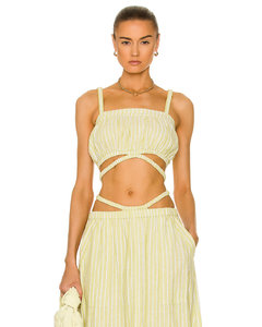 Stud-detail leather biker jacket