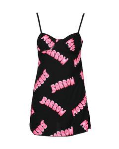 Shiny Leather Zip Up Coat