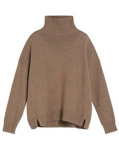 Trau sweater in wool and cashm...