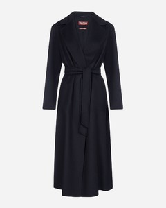 Nico wool, cashmere and silk coat