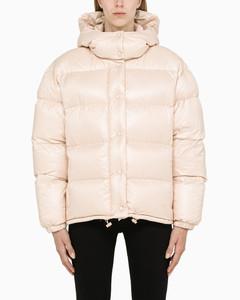 Ivory down jacket