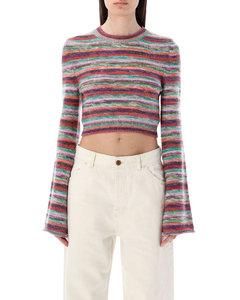 Tatlin padded-shoulder stretch-wool gilet