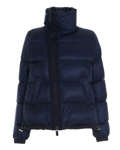 Side Zip Down Jacket