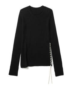 Menfi Oversized Shearling Coat