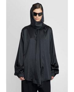 Belted Alpaca Wool Coat