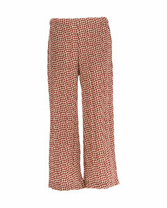 Melanie cable-stitched wool sleeveless sweater