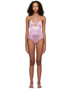 Indigo Sleeveless Lasercut Dress