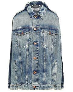 Woman Oversized Denim Jacket