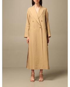 coat in linen