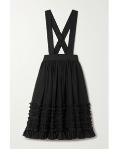 Ruffled Cotton Dress