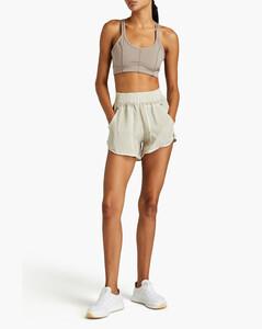 Maxi collar cotton shirt