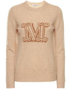 Black stretch polyester blend mini skirt