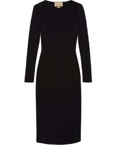 Cami Gown in Animal Print,Red