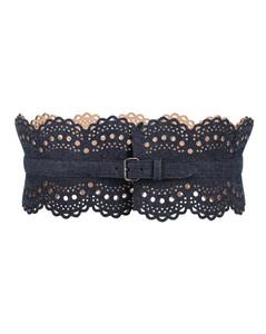Le T-shirt Montagne sand cotton T-shirt