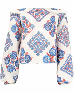 Women's Cable Classic Fit V Neck Cardigan With Stripes - Navy