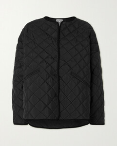 Quilted Recycled Shell Jacket