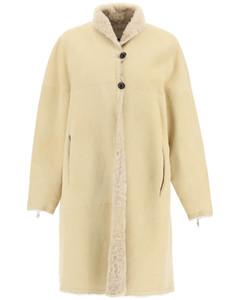 Leather Clothing Isabel Marant for Women Ecru