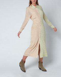 Women's Peppo Dress - Green Mix