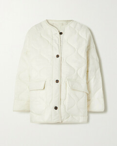 Quilted Padded Ripstop Jacket