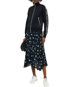 givenchy chaîne coat with 4g buttons