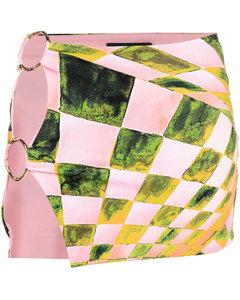 Women's Stretch Canvas Trench Coat - Kalamata