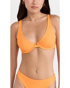 Ivory crystal-embellished ribbed-knit top