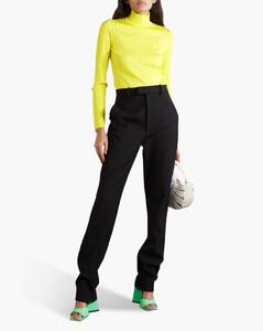 Empoli Max Mara Sfilata trench coat in green
