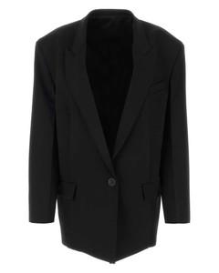 Shearling Cardigan Coat