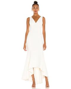 白色Marjan牛仔短裤