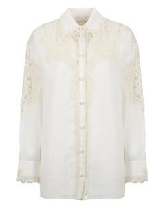 Gettata alpaca, wool and silk vest