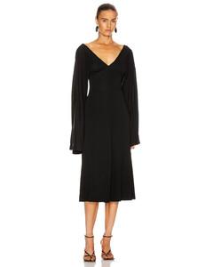 Bolbec Dress in Black