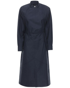 Talbot Tailored Poplin Midi Dress