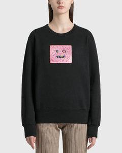 Beaded Face Sweatshirt