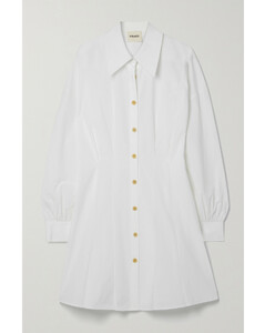 Tailored recycled wool-blend jacket