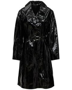 Epanima Coated Linen Coat