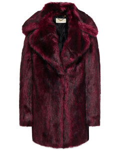 Michael Michael Kors Woman Faux Fur Coat