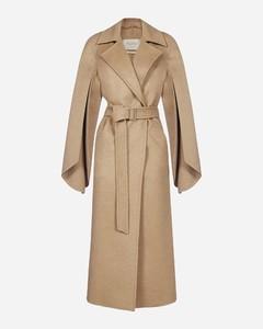 Milano camel coat