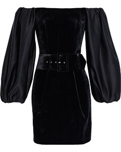 Bessie wool and alpaca double-breasted coat