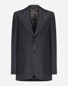 Wool and mohair blazer