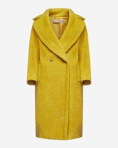 Tuia faux-shearling coat