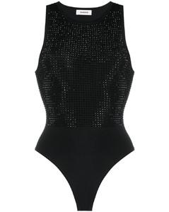 Black Smiley-print t-shirt
