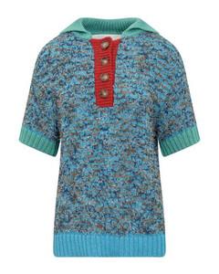 【NET SUSTAIN】连帽亚麻混纺薄纱长罩衫裙