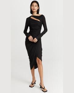 Scala长袖连衣裙