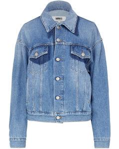 Shadow Denim Jacket - Blue