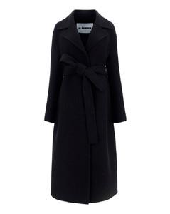 Tie-Belted Coat
