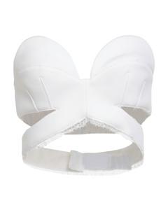 Open Back Silk Slip Dress