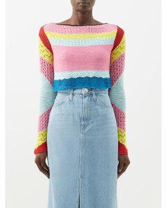 皮革阔腿裤