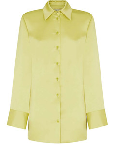 Embroidered Deer Oversized T-Shirt