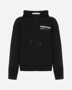 Workshop cotton hoodie