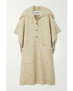 Rozaly Oversized Knitted Cape